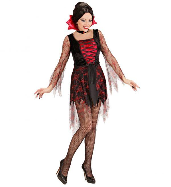 Costum Vampirita Panza De Paianjen