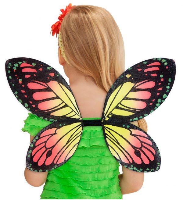 Aripi Fluture Portocalii