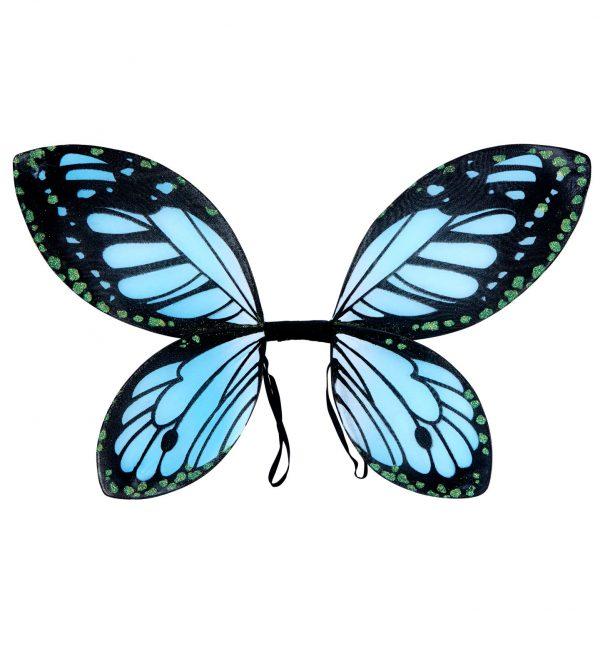 Aripi Fluture Albastre