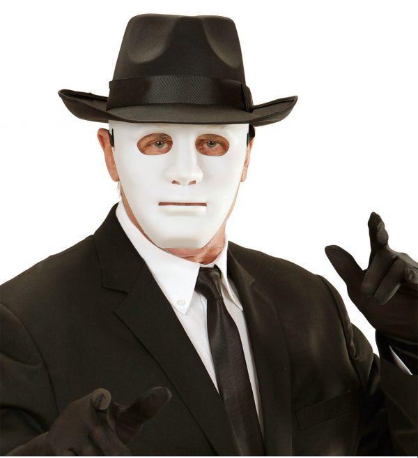 Masca Anonymous Alba