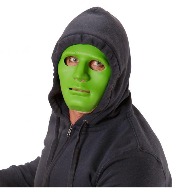 Masca Anonymous Verde