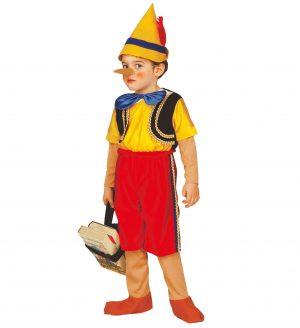 Costum Pinochio Poveste