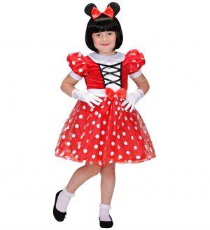 Costum Minnie 3-5 Ani