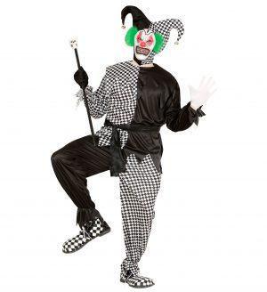 Costum Arlechin Diabolic Adult
