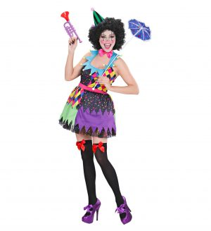 Costum Clown Girl