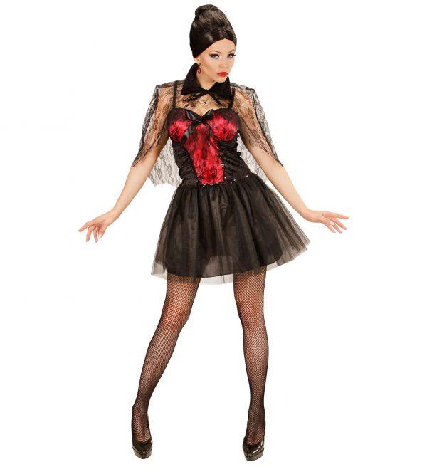Costum Vampirita Dantelata Carnaval