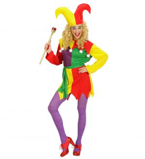 Costum Arlechin Jester