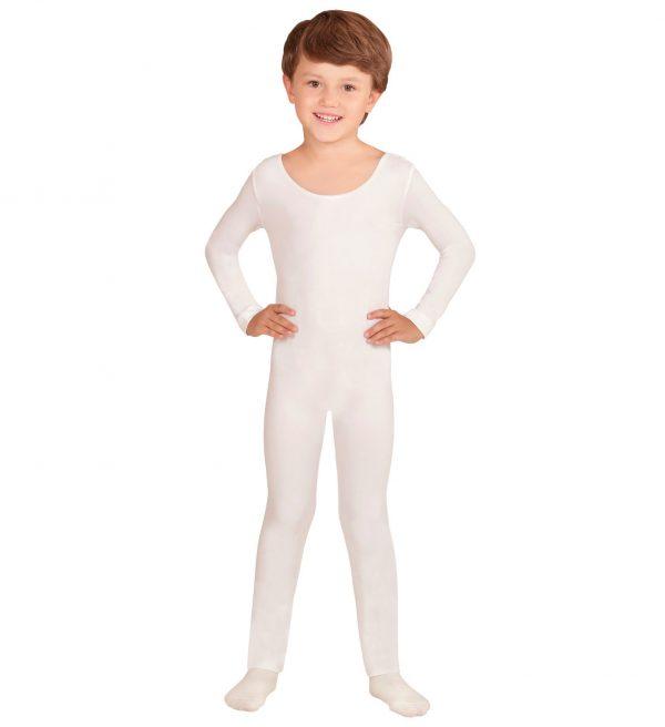 Costum Body Alb Copil