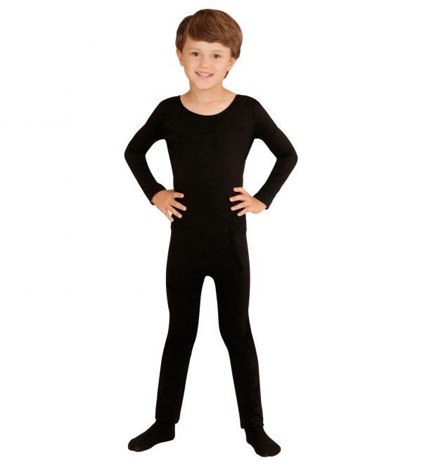 Costum Body Negru Copil