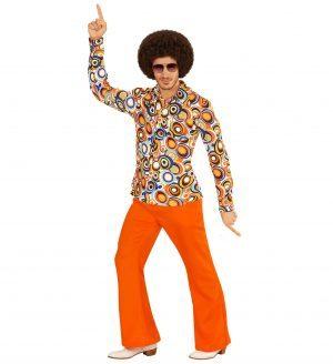Camasa Disco Anii 70, 80 Groovy