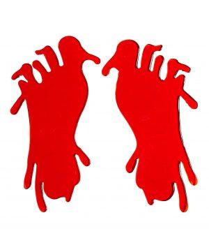 Set Picioare Bloody