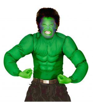 Bluza Muschi Verde