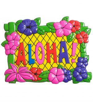 Decor Hawaii Aloha
