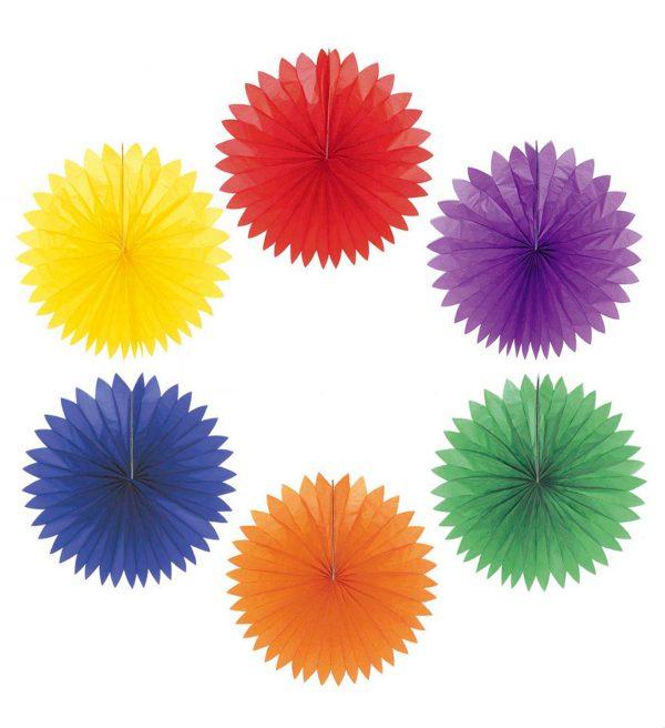 Decor Floare Hartie 50 cm