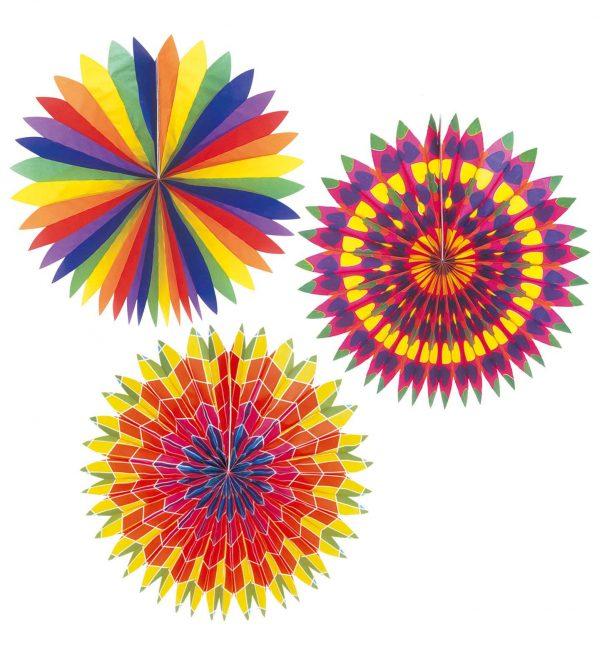 Decor Floare Hartie 3 Modele