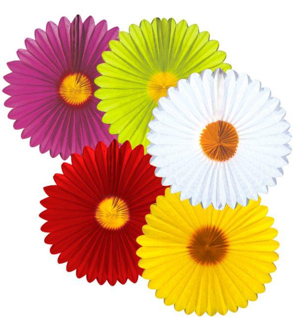 Decor Floare Hartie Margareta