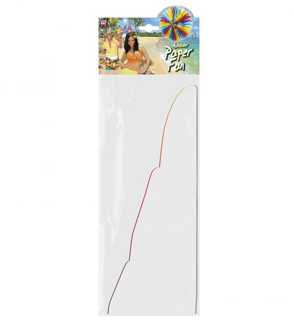 Decor Floare Hartie Multicolora 3D
