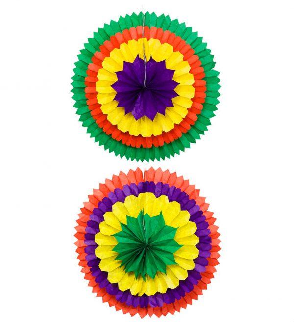Decor Floare Hartie Model 3D