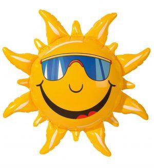 Decor Soare Gonflabil