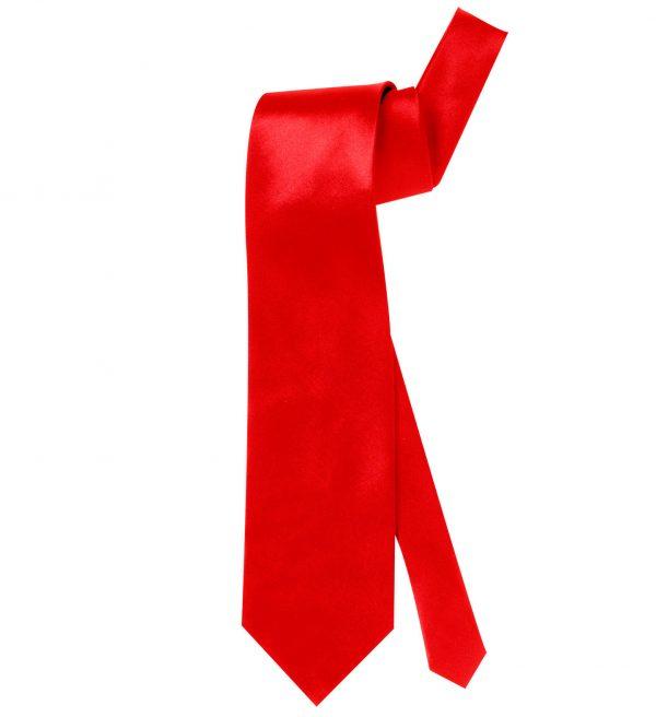 Cravata Rosie Satin