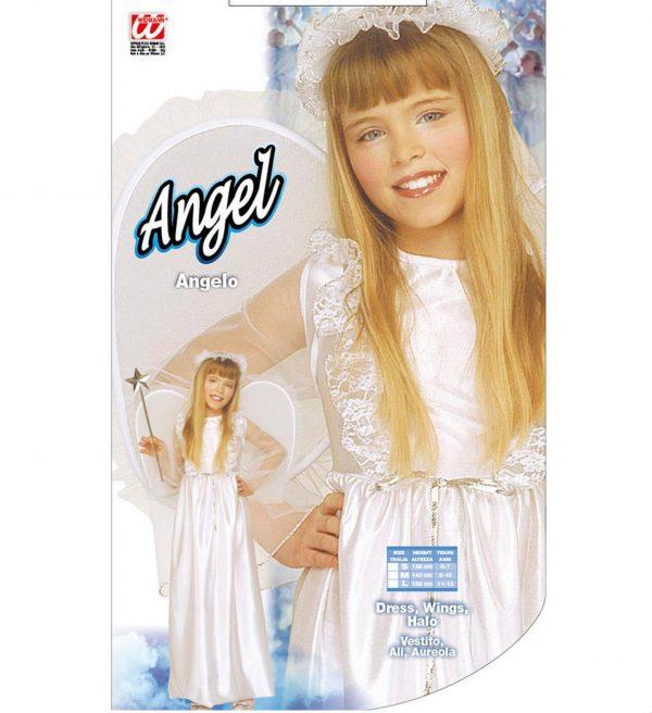 Costum Inger Alb