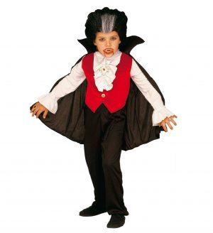 Costum Baiat Vampir Contele Dracula