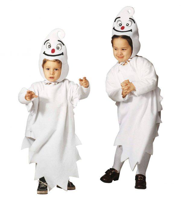 Costum Fantoma Alba Copii Halloween