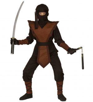 Costum Ninja Baieti