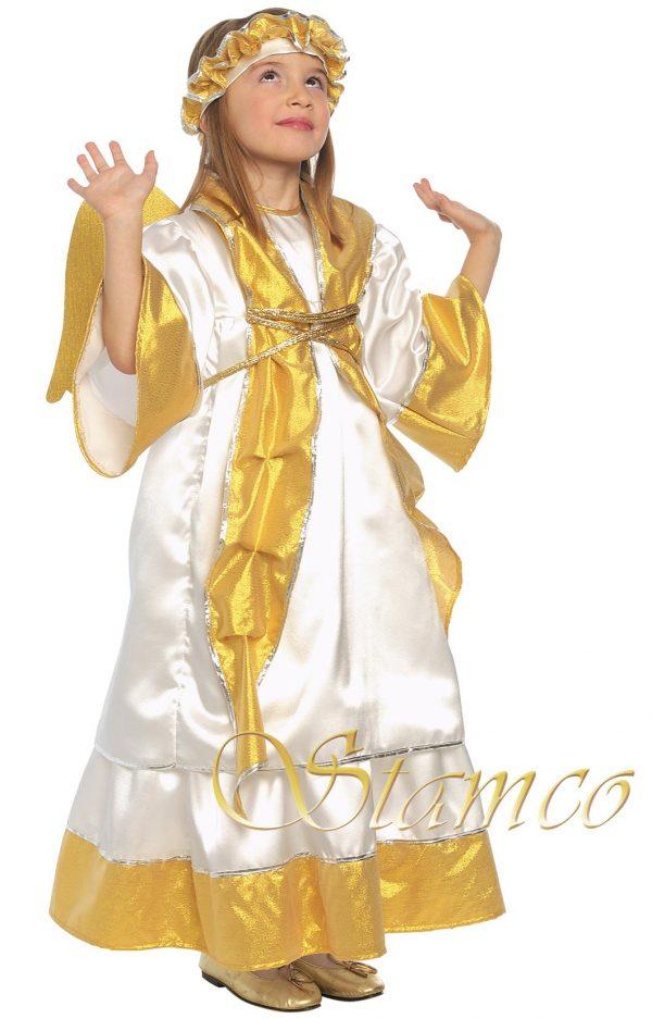 Costum Inger Auriu Serbare