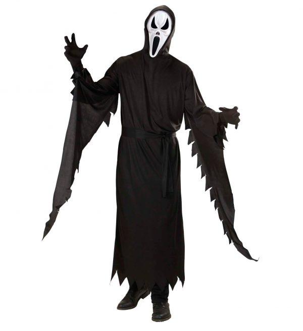 Costum Fantoma Tipatoare Scream