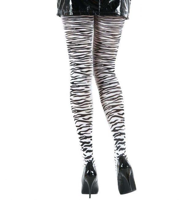 Ciorapi Animal Print Zebra