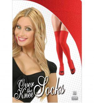 Ciorapi Rosii Scurti