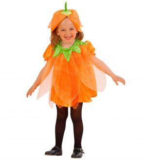 Costum Dovlecel Halloween Fetita