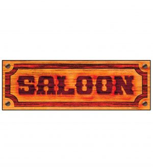 Decor Western Saloon