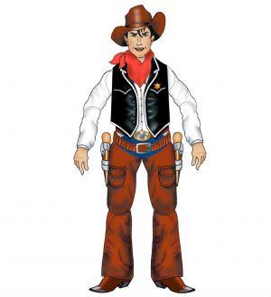 Decor Cowboy