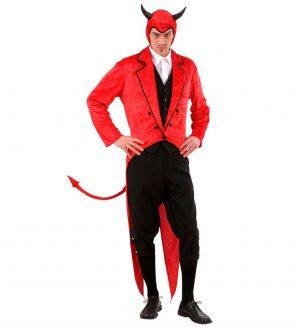 Costum Dracusor Lucifer Halloween