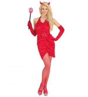 Costum Diavolita