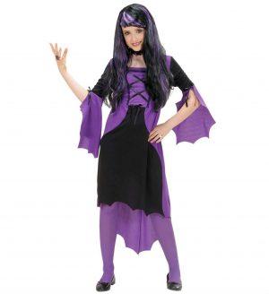 Costum Copil Vampirita Mov