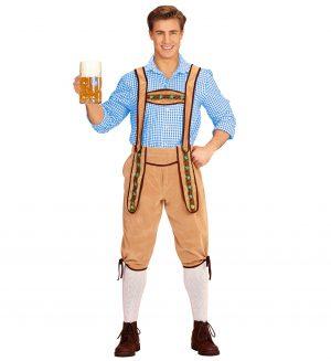 Costum Bavarez Oktoberfest