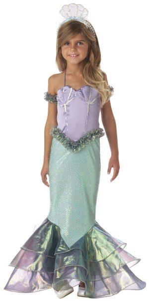 Costum Sirena Deluxe