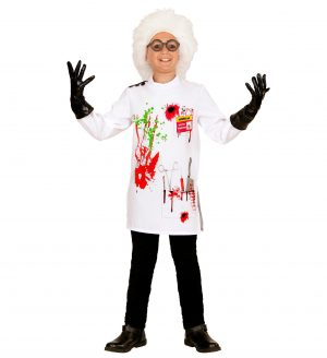 Costum Copil Cercetator Nebun
