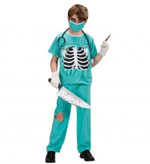 Costum Chirurg Zombie