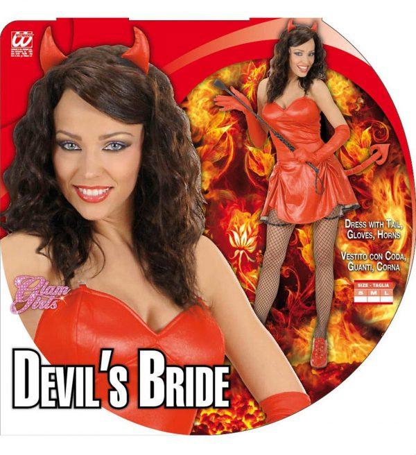 Costum Diavolita Sexy
