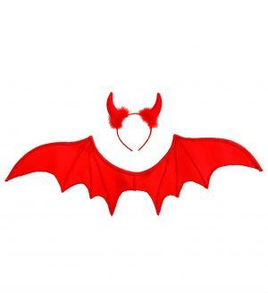 Set Devil Rosu