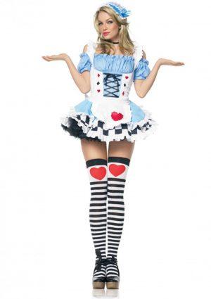Costum Alice Sexy
