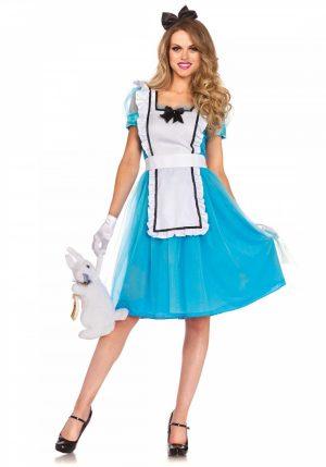 Costum Alice Clasic