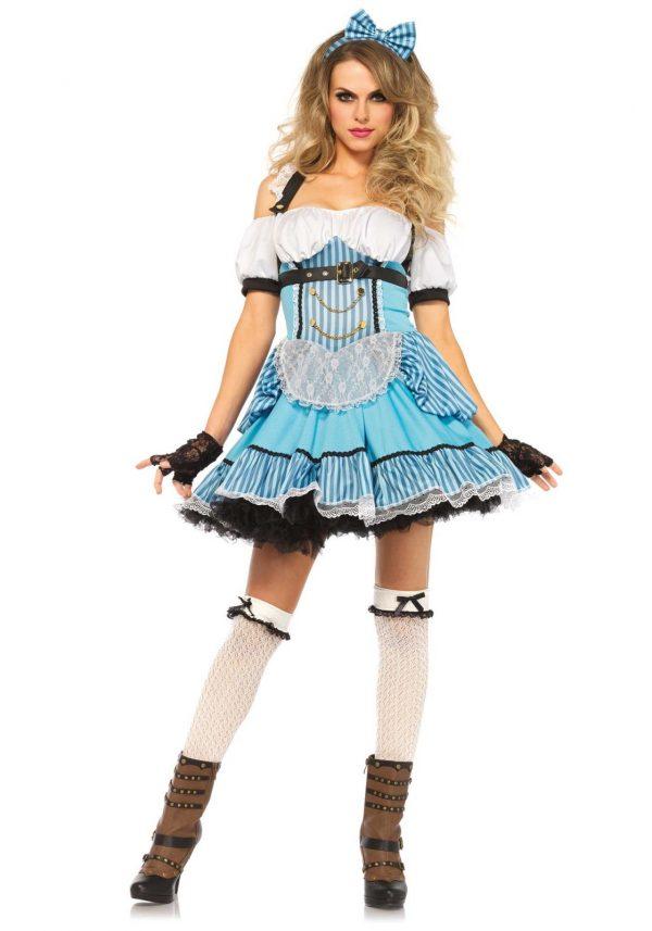 Costum Alice Rebela