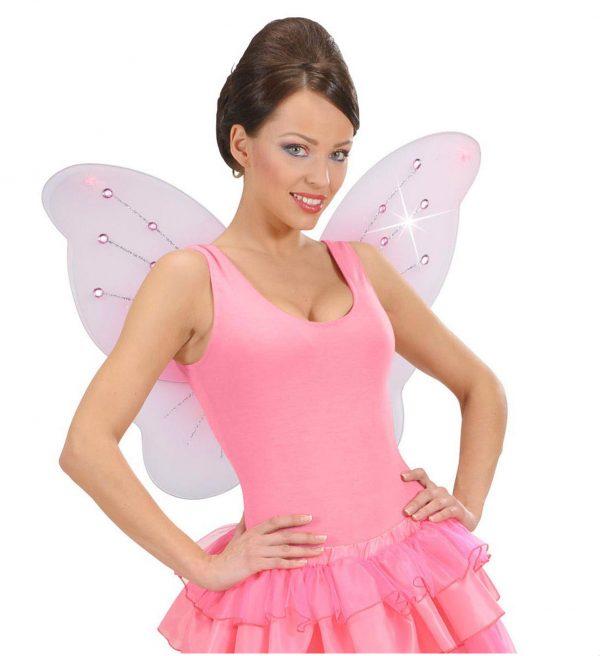 Aripi Fluture Roz