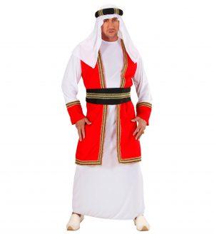 Costum Arab Print