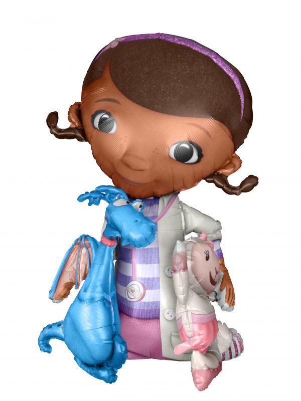Balon Airwalker Doctorita Plusica